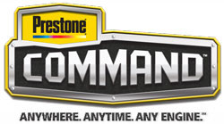 Prestone Command® Heavy Duty Antifreeze/Coolant
